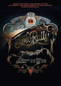 Cancelled due to the corona - FH-DCE Super Rally Sweden 2020 @ Lundegårds Camping & Stugby, Öland.