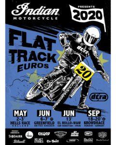 Krowdrace DE – Flat track Euros 2020