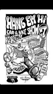 Cancelled Hang Em Hi #7 @ Strul Mcc