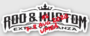 Rod & Kustom Extravaganza #6 2020 @ Hissjö Loge Umeå